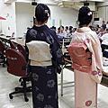103.10.08北投分局讀書會 《日本茶道文化美學解析》 京華第一次在警茶局面對100位警察叔叔.伯伯做茶道演講(^_^;) —