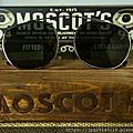 MOSCOT 美國百年手工眼鏡