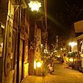 夜訪風神廟.神農街