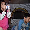Back Yard Camping