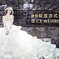 J.S WEDDING 2014 新款禮服發表~綻放法式時尚婚紗