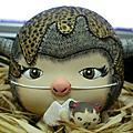 Leopard Black Sheep by Carrie Chau(鄒蘊盈)