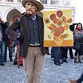 Italy蜜月 Day7 - 威尼斯面具嘉年華