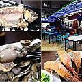 77廣場活跳蝦料理