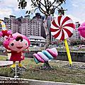 2019桃園燈會溪遊桃花源魔法童話城