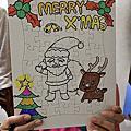 [教學]博雅1223_聖誕節拼圖設計