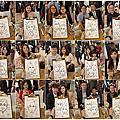 [活動]婚禮現場人像速寫漫畫_北投亞太飯店