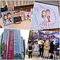 [活動]中和晶宴會館_婚禮現場賓客似顏繪