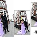 《JULIA‧作品》幸福新人‧M&H 三部曲- 英國篇