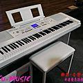 2014 YAMAHA DGX-640 數位電鋼琴 操作研修介紹