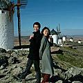 北西班牙--LaMancha 風車村