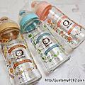 [育兒用品] 小獅王辛巴蘿蔓晶鑽玻璃奶瓶