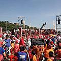 2013/11/9 鶯歌~金彩碗繪(挑戰金氏世界紀錄)