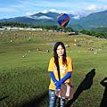 2014/7/19 台東鹿野高台  熱氣球~光雕