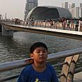 2015/8/19 Day1新加坡:魚尾獅