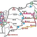 2015/10/31  台中大坑步道:2號-4號-3號