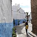 2015/2/15 摩洛哥:拉巴特  歐代亞城堡&午餐