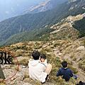 2016/5/29-5/30 合歡山:紅毛杜鵑(北峰+西峰+主峰+石門山+中央尖山)