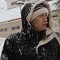 2015/2/17 摩洛哥:伊芙蘭-米德特(雪景)
