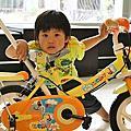 2016/7/30  鈞鈞騎單車(竹北-南寮)