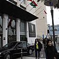 2015/2/20  摩洛哥  卡薩布蘭加  住宿飯店