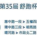 2016/11/13 台中舒跑杯&聚餐