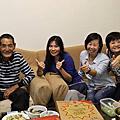 2016/5/15 與伯母家聚會