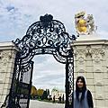 2017/10/5 維也納:貝爾維第宮(美景宮)(現為 美術館&博物館)