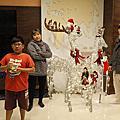 2017/12/24  麋鹿燈飾(聖誕節)