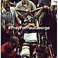 George's Injury