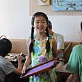 2011- Pearline回國聚會