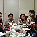 2007_0203 料理教室開張-肉包與蔥油餅