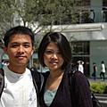 2008_0510 俊宏老弟來訪