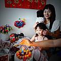 小美六歲生日