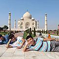 2012印度-泰姬瑪哈陵(下)