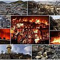 香格里拉古城焚燬浩劫