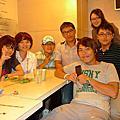 2010.10.3 領二聚餐