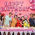 [親子旅行。台南] 小頑童 派對包場 夜宿親子遊戲室 親子民宿 溜滑梯民宿 推薦