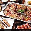 風味烤魚~~撈五鍋