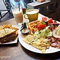 食記相簿-咖啡輕食、早午餐之一