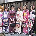 2009春。日本。大阪、京都