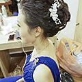 怡婧音樂會演奏造型(短髮造型)