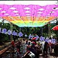 106.07.10蘇澳冷泉彩虹傘