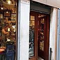 威尼斯彩色玻璃手飾店Anticlea Antiquariato