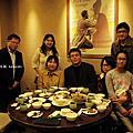 201102同hayasi桑夫婦遊台南:關仔嶺老婆的菜