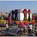2014新社國際花毯節