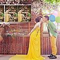 2013 ♥奈&聖的婚紗照♥小確幸