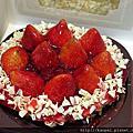 喜之坊。草莓塔&牛軋糖