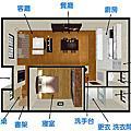 建坪45坪日式別墅