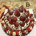 20161223弘宇蛋糕草莓塔